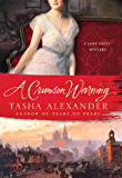 A Crimson Warning: A Lady Emily Mystery (Lady Emily Mysteries Book 6)
