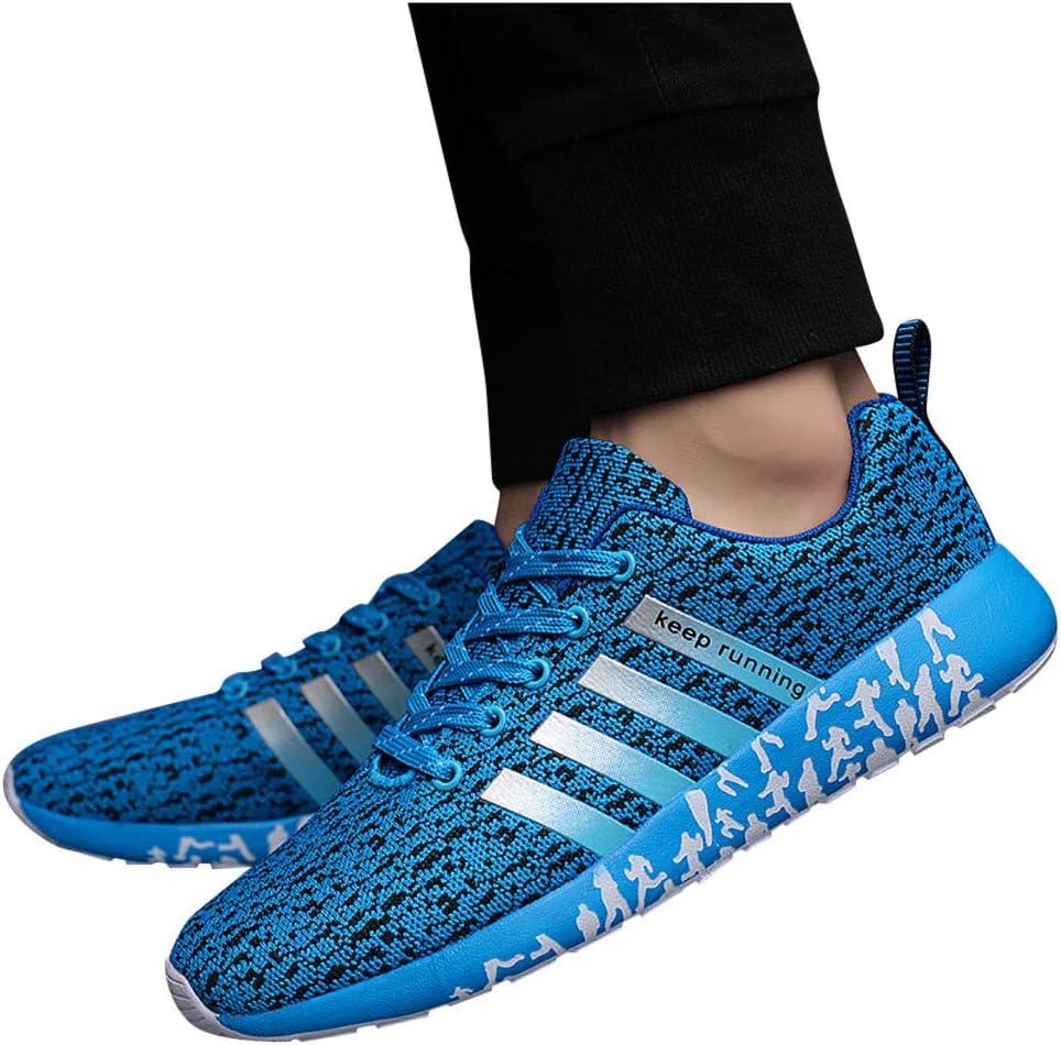 Youdong Homme Chaussures de Randonn/ée Basses Baskets l/ég/ères pour Une randonn/ée /à Pied Baskets Sport Hommes Fitness Chaussures de Running Course Slip on Sneakers Mode Respirante Running Sneakers