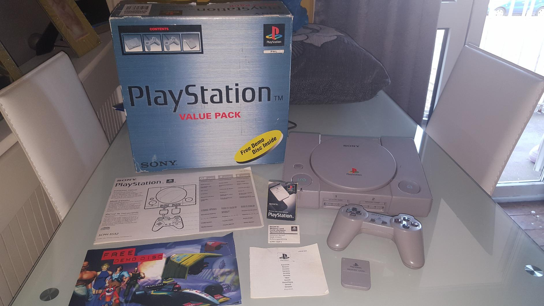 Sony PlayStation Console - Amazon Anh | Fado vn