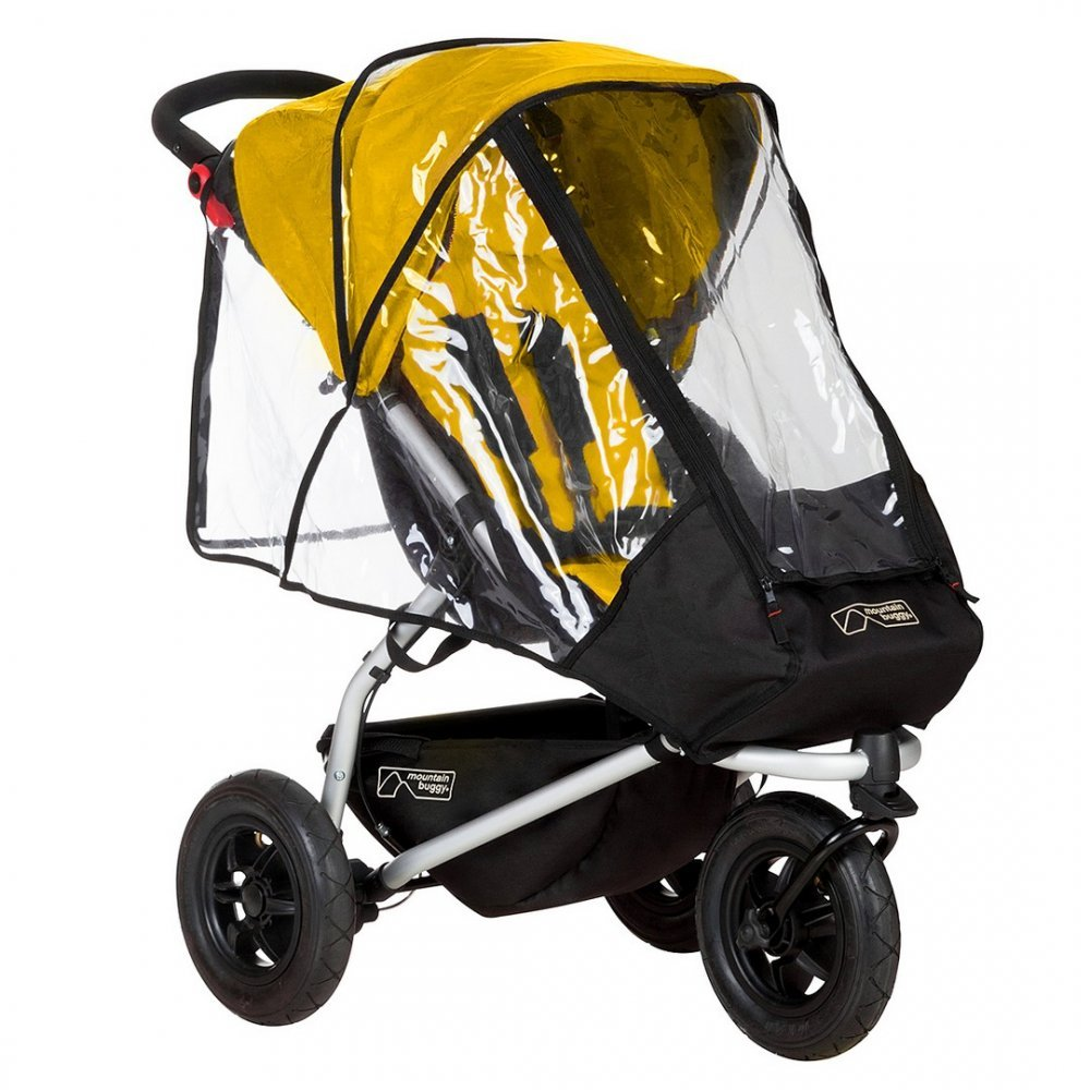 Mountain Buggy Storm Cover for 2015 MB Mini/Swift Stroller by Mountain Buggy (Image #2)