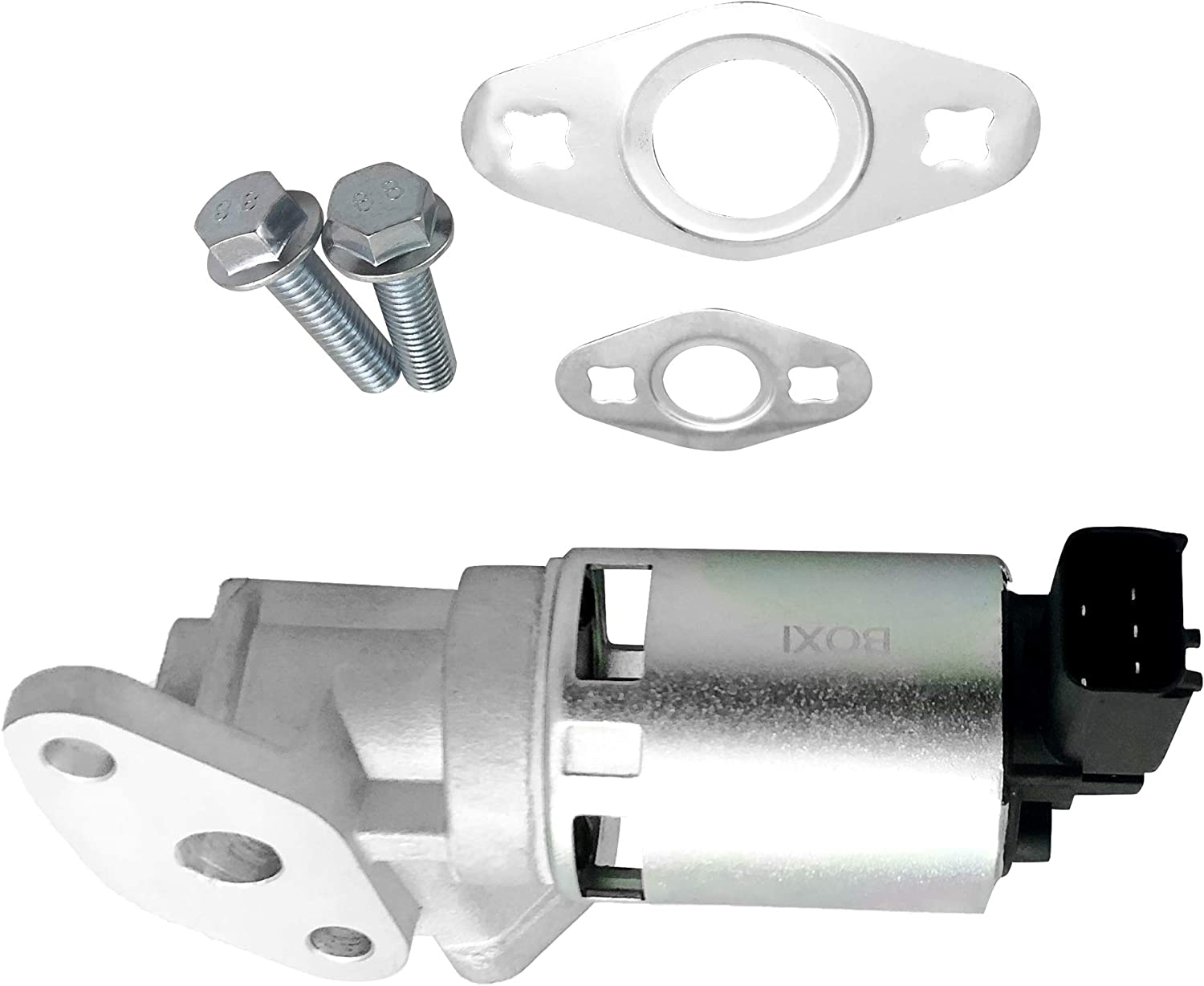 BOXI EGR Exhaust Gas Recirculation Valve Fits Select 2005-2007 Chrysl-er Pacifica, Town & Country/Dod-ge Caravan, Grand Caravan (Replaces:911-203, 4861662AE)