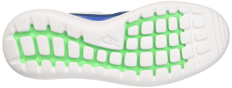NIKE Men's Roshe Two Running Shoe B008CHEUMW 10.5 D(M) US Industrial Blue White 402