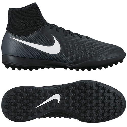 on sale 9ebe1 46bc2 Nike - Botas de fútbol de Material Sintético para Hombre Negro Size: 45.5:  Amazon.es: Zapatos y complementos