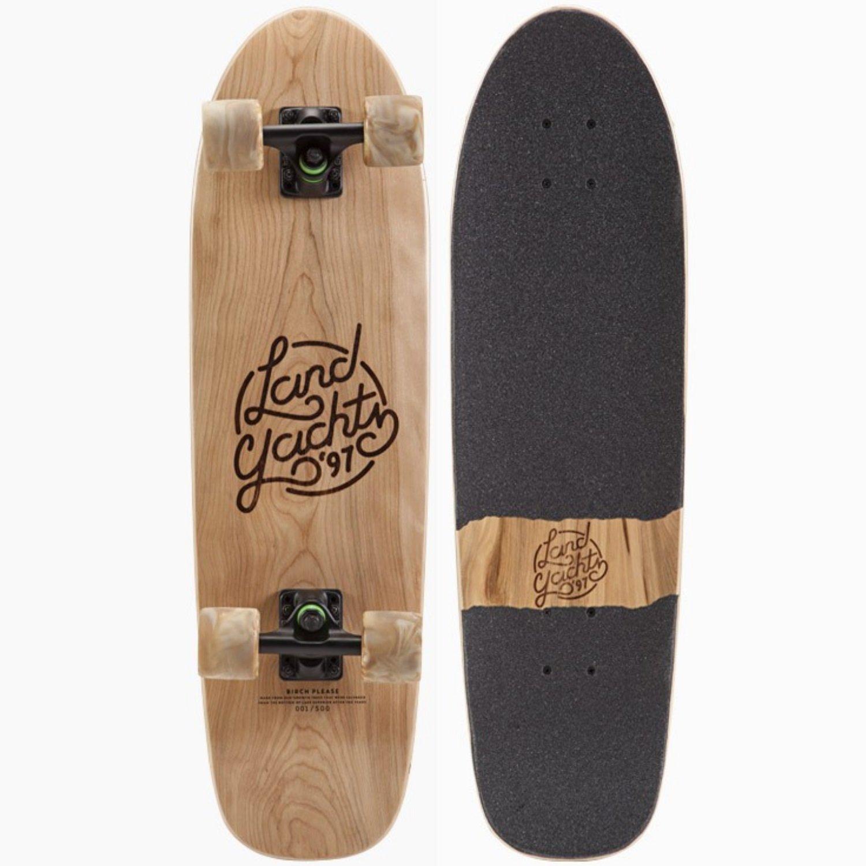 Landyachtz Dinghy 28'' Complete Skateboard (Revival - Birch Please)