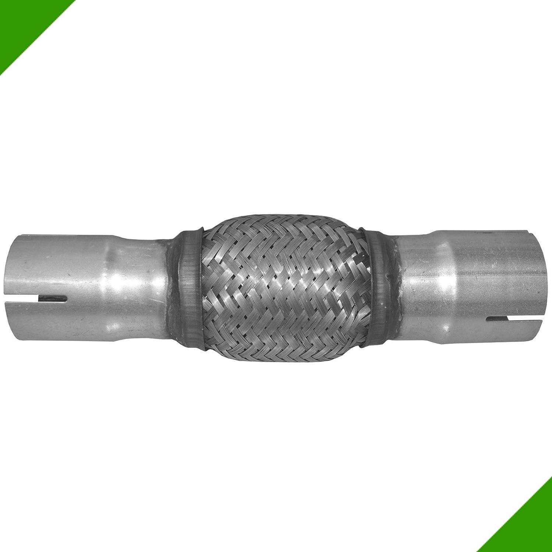 Schelle Auspuff Adapter Rohrverbinder Reduzierung Ø45 auf Ø60 mm Universal
