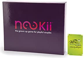 Nookii, Adult Game For Couples and Lovers, Bundle