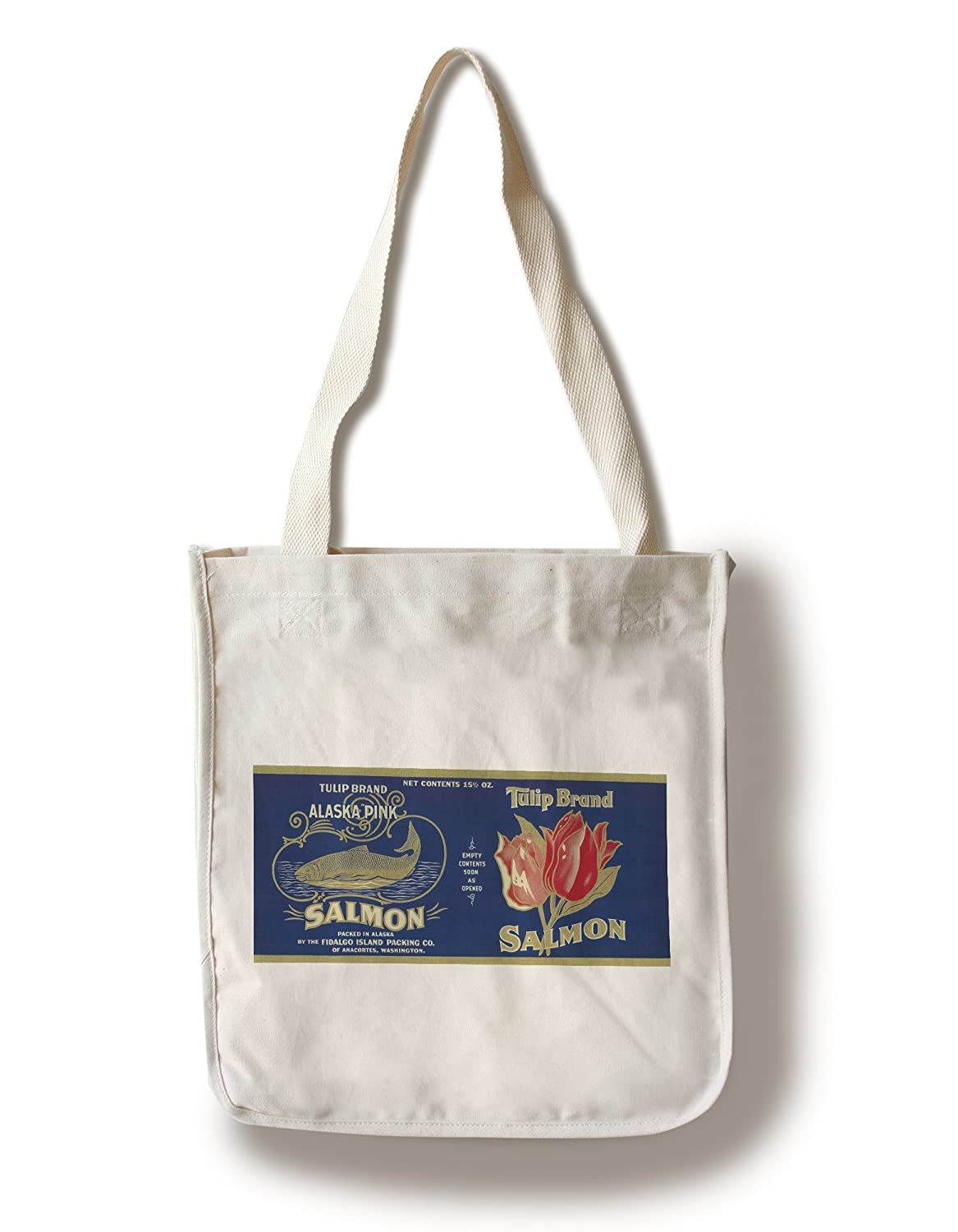 【SEAL限定商品】 チューリップサーモンCanラベル Canvas Canvas Tote Bag Bag Bag LANT-1385-TT B0182QVFX4 Canvas Tote Bag, タルタルーガ:9c77fdb2 --- classikaplus.ru