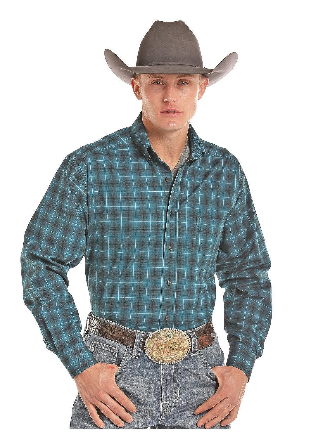 2a7aadcc7 Panhandle Men's Tuf Cooper Button-up Long Sleeve Shirt - TCD7216 ...