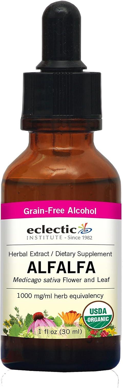 Eclectic Alfalfa O, Green, 1 Fluid Ounce: Health & Personal Care