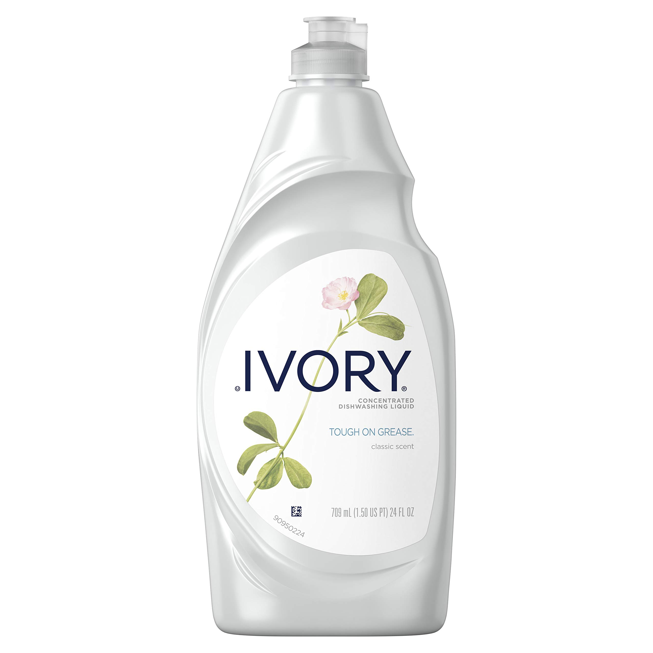 Ivory Concentrated Dishwashing Detergent, Classic Scent, 24 Ounce, (Pack of 3)…