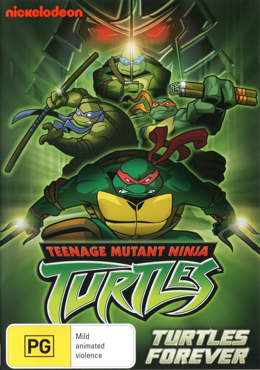 Teenage Mutant Ninja Turtles: Turtles Forever Edizione ...