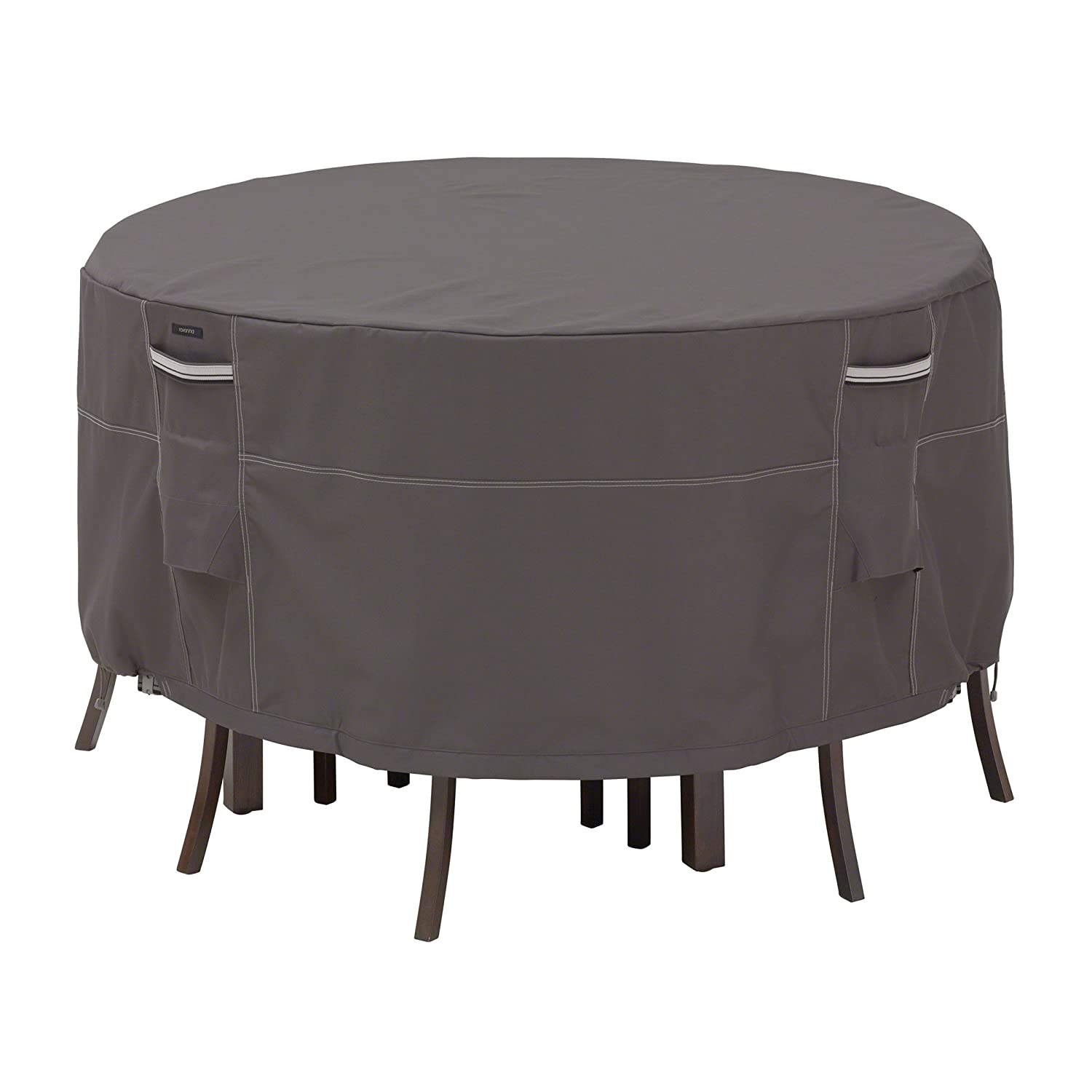 Classic Accessories Ravenna Patio Bistro Table & Chair Cover
