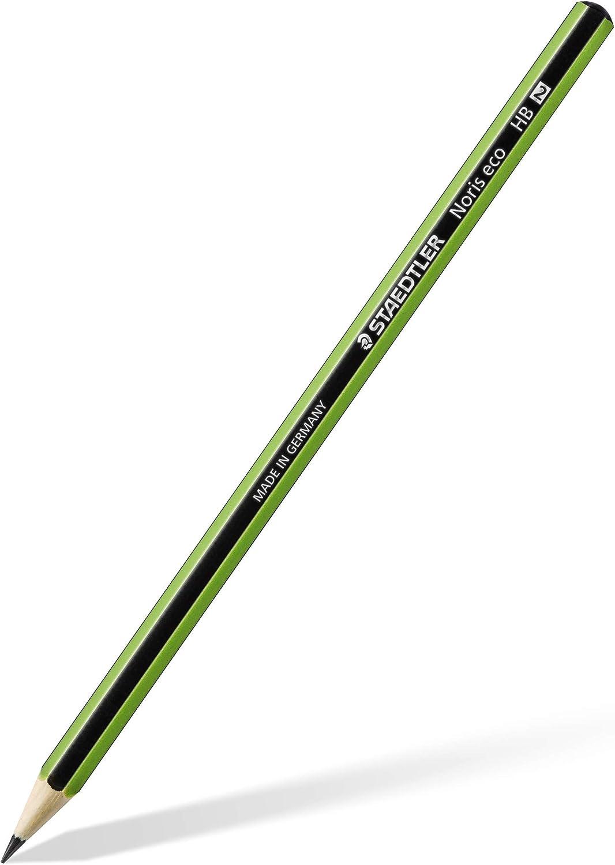 Assorted Blistercard of 7 Staedtler Noris Eco Pencils