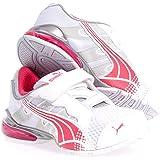 Amazon.com | PUMA Voltaic 3 Jr Running Shoe (Little Kid