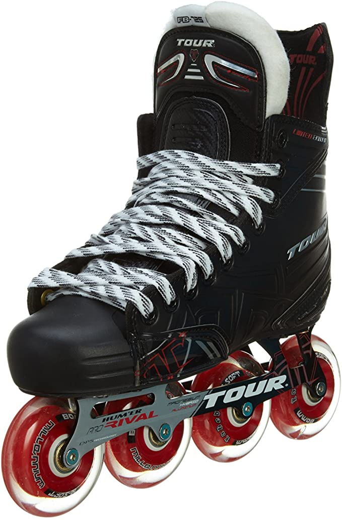 TOUR Hockey Adult FB-725 LE Inline Hockey Skates
