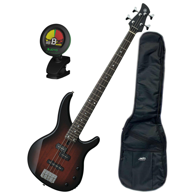 Yamaha TRBX174 OVS TRBX-174 Old Violin Sunburst 4 String Bass Guitar w/Gig Bag by YAMAHA