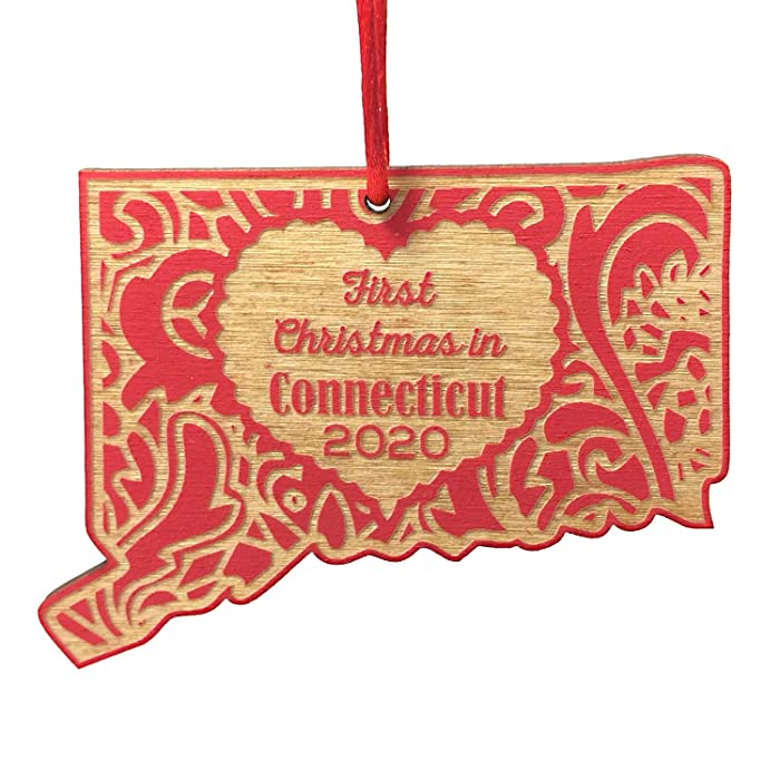 Top 10 Connecticut Home Ornament