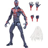 """MARVEL - Legends Series - 6"""" Spider-Man 2099 - 2 Accessories - Premium Design Action Figure and Toys for Kids - Boys and…"""