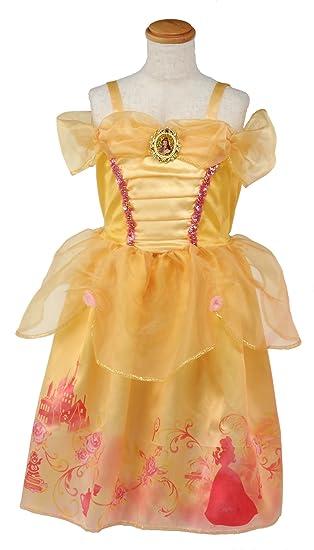1beeaf05a882c  国内販売正規品  ディズニー プリンセス おしゃれドレス ベル 100cm-110cm