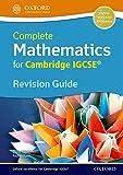Mathematics For Cambridge IGCSE Revision Guide: Comprehensive Revision Guide for IGCSE Mathematics