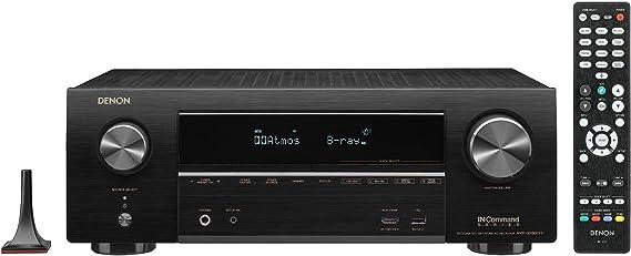 Denon AVR-X1600H 4K UHD AV Receiver | 2019 Model | 7.2 Channel