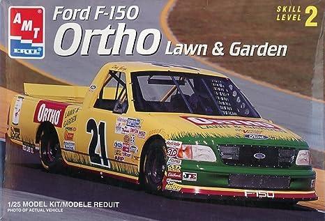 Amt Ertl  Ford F  Ortho Lawn Garden  Plastic