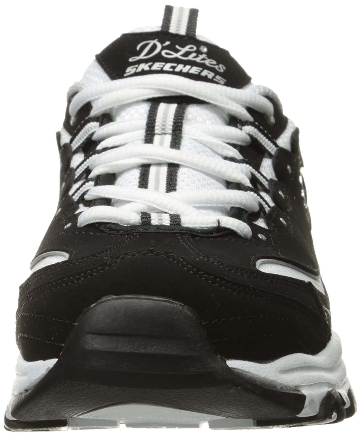 Skechers-D-039-Lites-Women-039-s-Casual-Lightweight-Fashion-Sneakers-Athletic-Shoes thumbnail 3