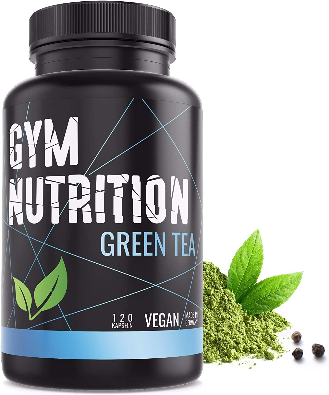 Omega Green Tea Bauch Fettverbrenner