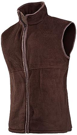 Baleno Sally - Chaleco de Caza para Mujer, Color marrón, Talla M: Amazon.es: Ropa y accesorios
