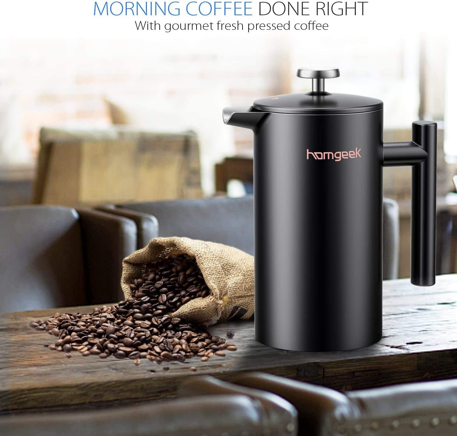 homgeek French Press