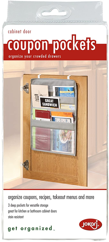 Amazon.com: Jokari Cabinet Door Coupon Pockets: Recipe Holders: Kitchen \u0026 Dining & Amazon.com: Jokari Cabinet Door Coupon Pockets: Recipe Holders ... Pezcame.Com
