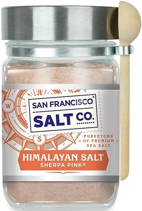 Sherpa Pink Himalayan Salt