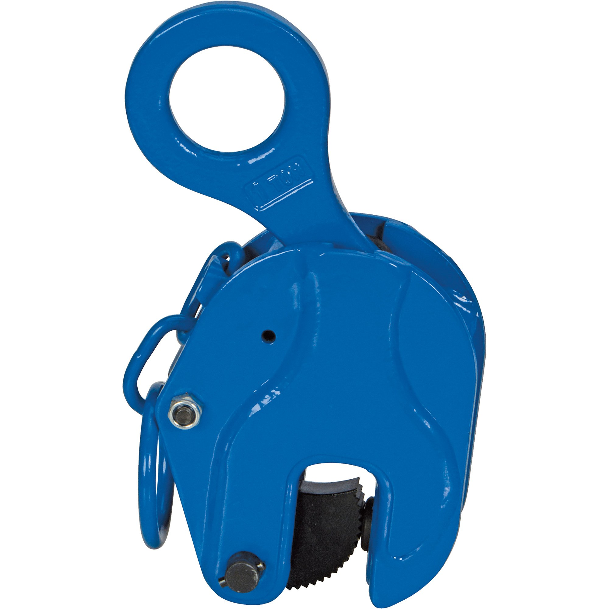 Vestil Positive Lock Plate Clamps - 2,000-Lb. Capacity, Model# LPC-20