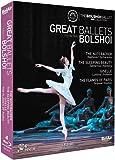 Nussknacker/Dornröschen/Giselle/ The Flames of Paris (Bolshoi Theater)[Blu-ray]