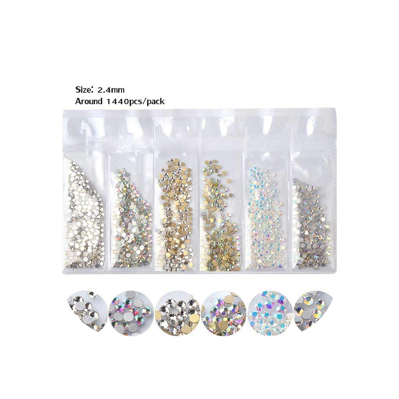 Swarovski Emerald Crystals Non Hotfix Rhinestones for Nail Art Decoration