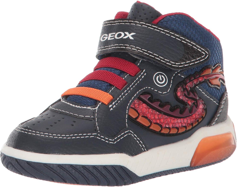 Basket Gar/çon Geox J Inek Boy D