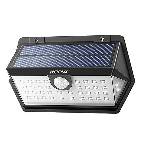 Mpow Luz Solar