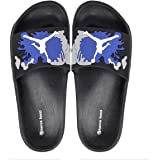 Bacca Bucci Men's Benassi Solarsoft Slide Athletic Sandal/Beach Slippers/Slidders/Lounge Slide/Room wear Flip Flops