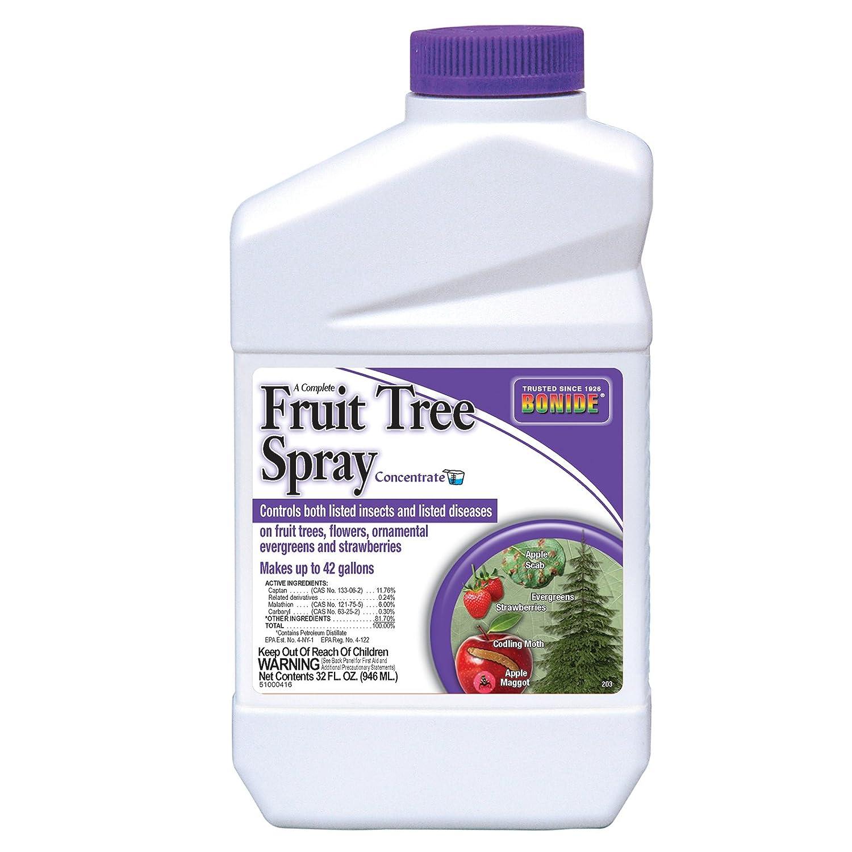 Superb Fruit Tree Sprayers Part - 6: Amazon.com : Bonide 203 Liquid Fruit Tree Spray For Insect Control, Quart :  Insect Repellents : Patio, Lawn U0026 Garden