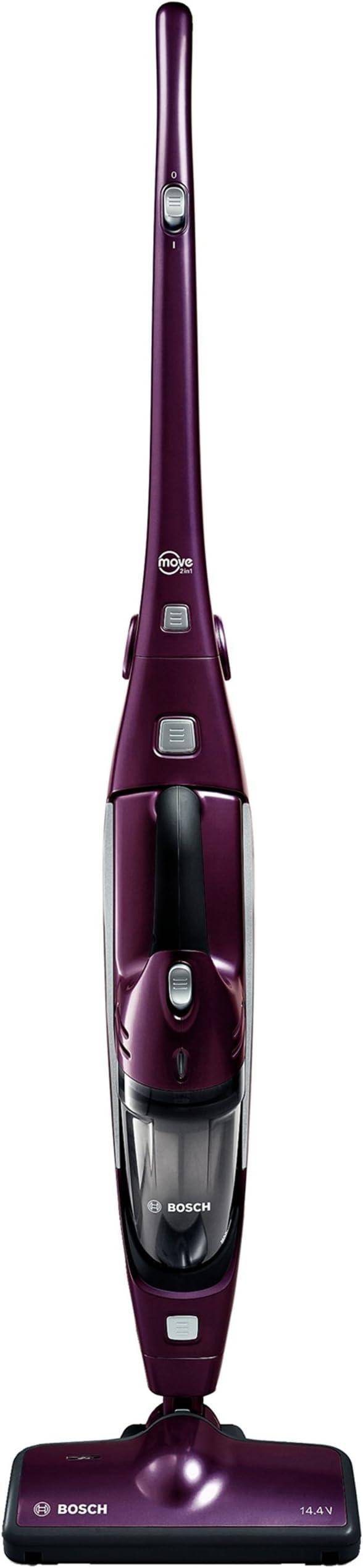 Bosch BBHMOVE3 - Aspirador escoba y aspirador de mano, 80 vatios ...