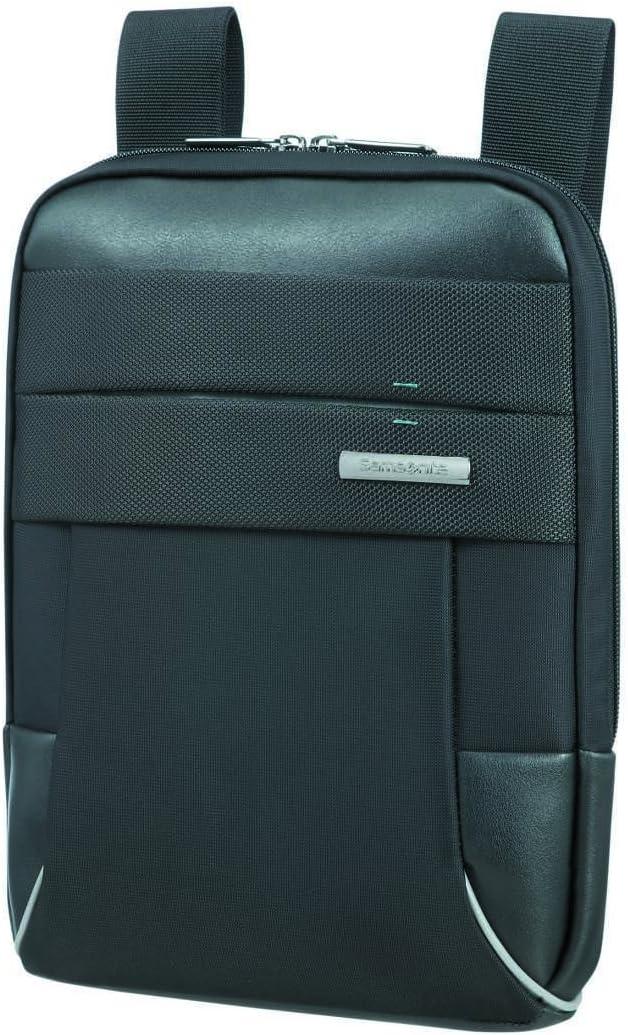 """SAMSONITE FLAT TABL.CR-OVER L 9.7"""" (BLACK) -SPECTROLITE 2.0 Messenger Bag, 0 cm, Black"""