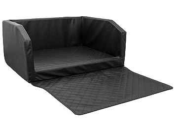 CopcoPet Travel Bed/ cama de viaje para perros de piel sintética/ cama