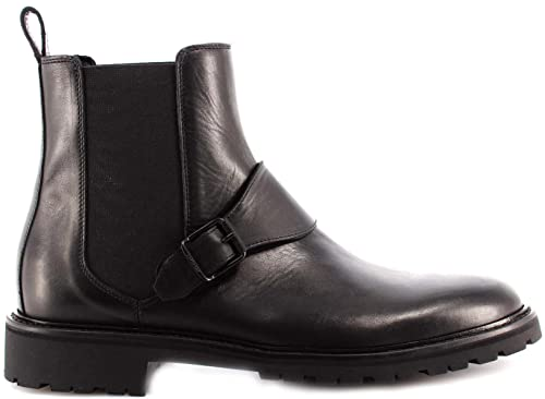 BELSTAFF Boots Man Scarpe Uomo Leather 77800212 Stivaletto Plaistow qxCEEXHpw