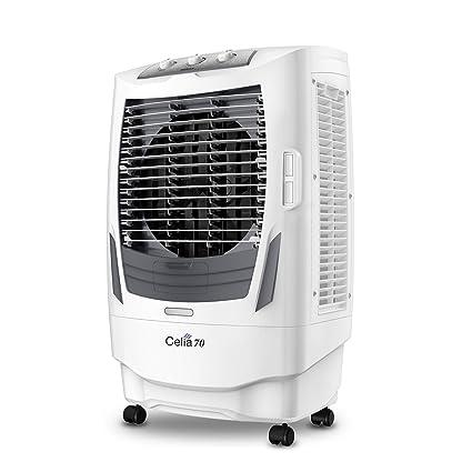 Havells Celia Desert Air Cooler - 70 litres (White, Grey): Amazon