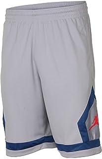 fae596bb489b Amazon.com  Men s Air Jordan Mid-Flight Victory Basketball Shorts ...