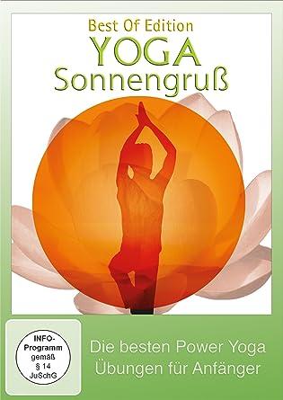 Amazon.com: Yoga Sonnengruß - Die besten Power Yoga Übungen ...