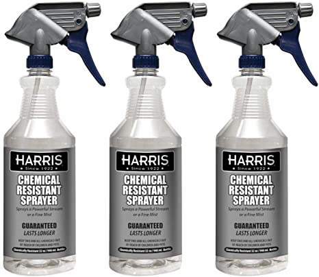 Review Harris 100% Chemically Resistant