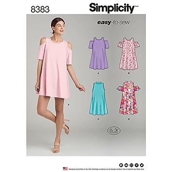 Amazon Simplicity Patterns US60R60 Simplicity Dresses 6060 Interesting Simplicity Patterns