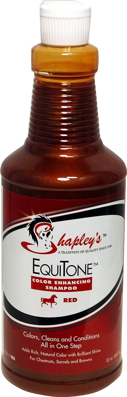 De Shapley pour Equitone shampooings Shapley' s ET-R 32 OZ DS