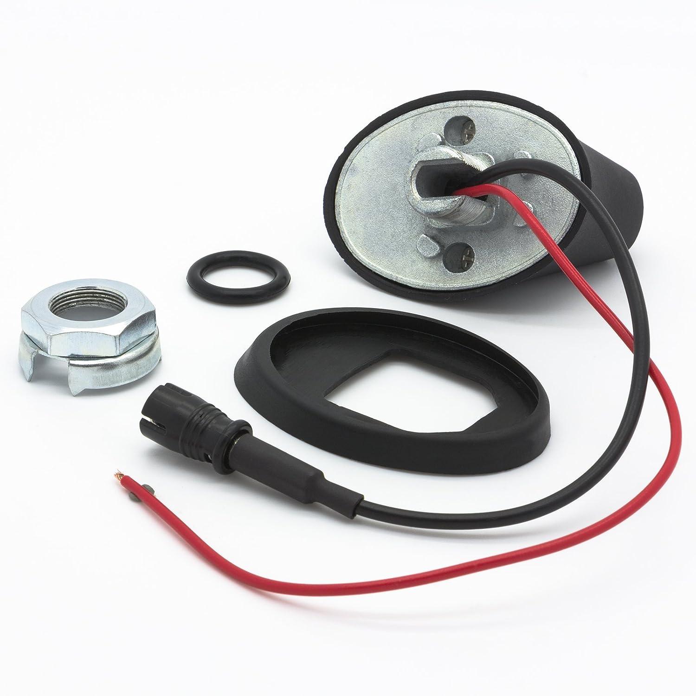 Antennenfuss RAKU 2 Sockel Stabantenne Dach Antenne Dichtung Triplex Adapter 16V
